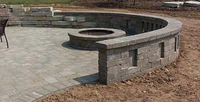 Pavers and Hardscapes